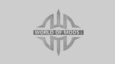 Sword Art Online UI для Minecraft