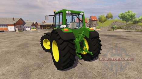 John Deere 6830 Premium для Farming Simulator 2013