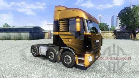 Новые шасси у всех грузовиков для Euro Truck Simulator 2