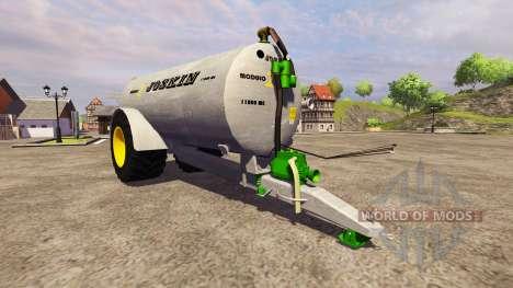 Joskin Modulo2 v2.0 для Farming Simulator 2013