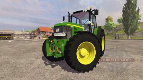 John Deere 6830 Premium для Farming Simulator 2013
