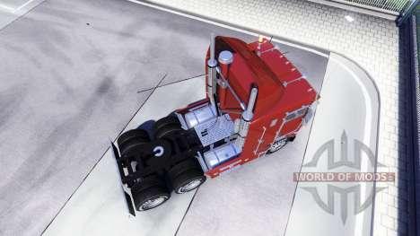 Kenworth K100 v1.5 для Euro Truck Simulator 2