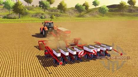 Horsch SW 3500S Pronto 6AS Maistro RC для Farming Simulator 2013