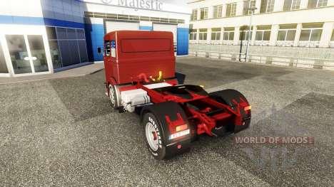 Mercedes-Benz LPS [pack] для Euro Truck Simulator 2