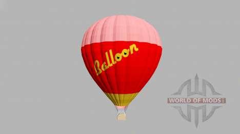 Воздушный шар для Farming Simulator 2013