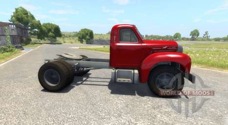 Mack B61 для BeamNG Drive