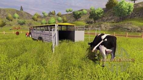 Joskin Betimax RDS 7500 для Farming Simulator 2013