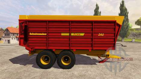 Schuitemaker Siwa 240 для Farming Simulator 2013