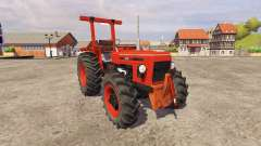 Zetor 6911 and 6945 для Farming Simulator 2013