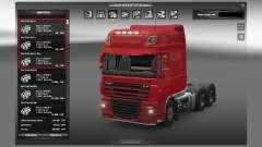 Двигатели для грузовиков DAF