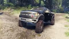 Ford Raptor SVT v1.2 factory tuxedo black