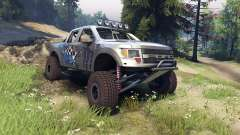Ford Raptor Pre-Runner monster