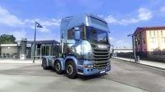 Новые шасси у всех грузовиков