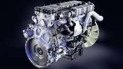Звук дизельного двигателя Mercedes-Benz Actros