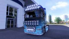 DAF XF Tuning Light