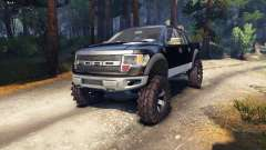Ford Raptor SVT v1.2 black-gray
