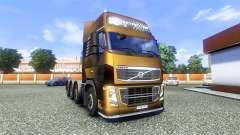 Volvo FH16 8x4 Heavy Duty
