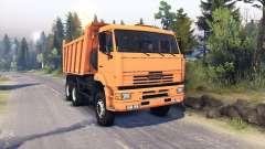 КамАЗ-6522 v0.1