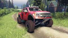 Ford Raptor Pre-Runner v1.1 terrible herbst