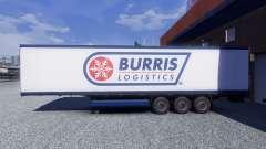 Скин Burris Logistics на полуприцеп