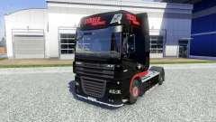Скин Stocker Transporte на тягач DAF XF