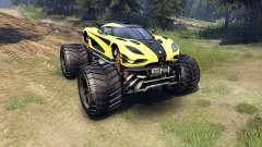 Koenigsegg One:1 Monster