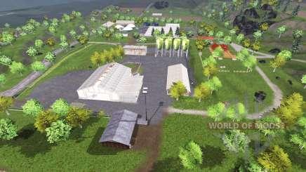 Edewechter Country для Farming Simulator 2013