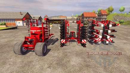 Horsch SW 3500S Pronto 6AS Maistro RC для Farming Simulator 2013