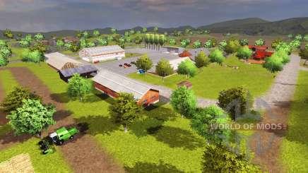 Eitzendorf v1.5 для Farming Simulator 2013