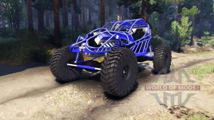 Screamin Blue для Spin Tires