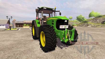 John Deere 6830 Premium v2.2 для Farming Simulator 2013