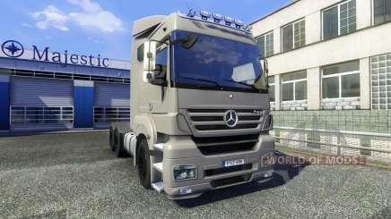 Mercedes-Benz Axor для Euro Truck Simulator 2