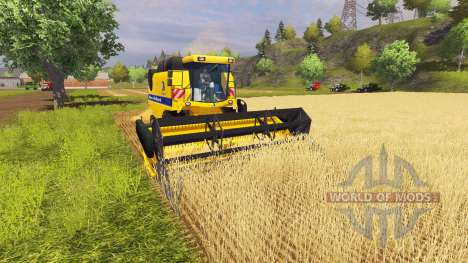 New Holland TC5070 v1.2 для Farming Simulator 2013