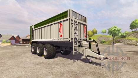 Fliegl 371 Bull для Farming Simulator 2013