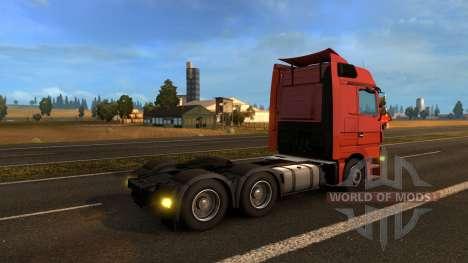 Карта России - RusMap для Euro Truck Simulator 2