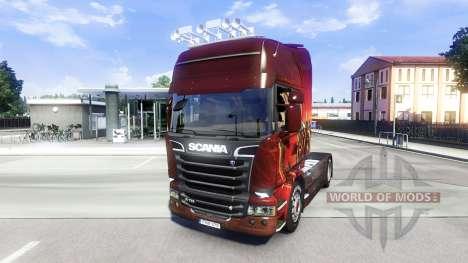 Новые гудки для Euro Truck Simulator 2