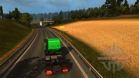 Карта Европы - Mario Map для Euro Truck Simulator 2