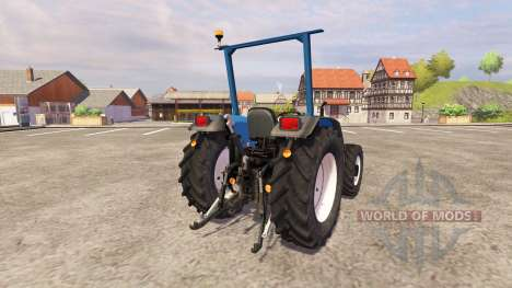 New Holland T4050 Cab Less для Farming Simulator 2013