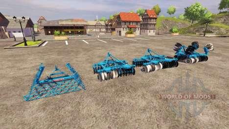 Parmiter Disc [pack] для Farming Simulator 2013