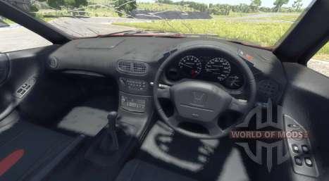 Honda CR-X del Sol SiR для BeamNG Drive