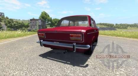 ВАЗ-2103 Жигули для BeamNG Drive