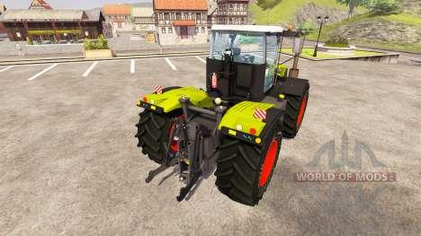 CLAAS Xerion 5000 Trac VC для Farming Simulator 2013