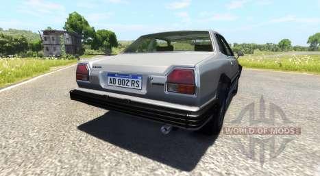 Honda Prelude v2.0 для BeamNG Drive