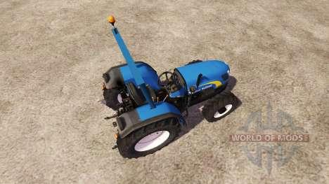 New Holland T4050 Cab Less для Farming Simulator 2013