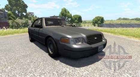 Ford Crown Victoria 1999 v2.0 для BeamNG Drive