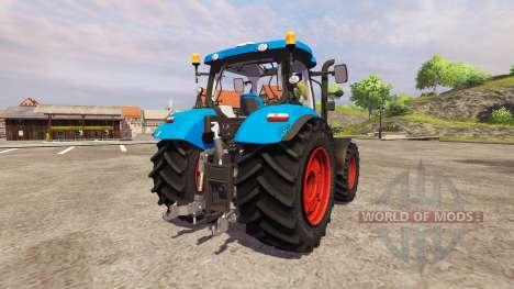 New Holland T6.160 для Farming Simulator 2013