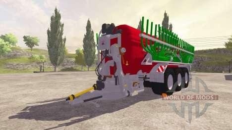 Rekordia XXL для Farming Simulator 2013