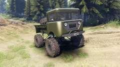 Jeep FC green