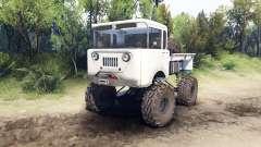 Jeep FC white