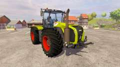 CLAAS Xerion 5000 Trac VC